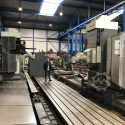 ANAYAK HVM 11000 MOVING COLUMN MACHINING CENTER
