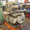 AUERBACH FU 250 Knee and Column Milling Machine univ