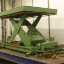 Bartscher 2690 1700 H495 mm Scissors lifting table 7500 kg
