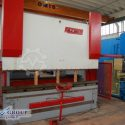 BEYELER PR 10 USED 6 AXIS SYNCHRONISED CNC PRESS BRAKE WITH HYDRAULIC CROWNING
