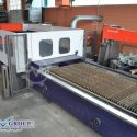 BYSTRONIC BYSPRINT 3015 USED CO2 LASER CUTTING MACHINE WITH PALLET CHANGER and LOADING SYSTEM