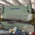 COLGAR PIS 1026 32 USED 6 AXIS SYNCHRONISED CNC PRESS BRAKE