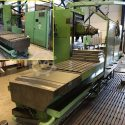 Correa Bed type milling machine CORREA A25 50 9252316A25 50 Bed type
