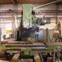 Droop & Rein FS130gke heavy manual crosstable millingmachine