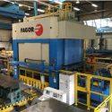 FAGOR TLE4 1000 4300 2400 FAGOR link drive die cutting machine 1000 t