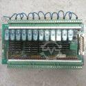 Fidia Italiana DRTXWB1 input output board with 12 relais