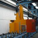 Fischer Maschinenbau MBZ 142 150 FMB profile machining center MBZ 5 axis