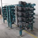 Grenzebach EZT 5 Etagen Conveyor belt