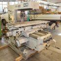 HECKERT FU 400 S Knee and Column Milling Machine univ