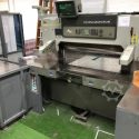 Heidelberg Polar Mohr Polar 115 EM Monitor high speed cutter Guillotine