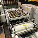 Heidelberg Stahl Ludwigsburg Stahlfolder SBP 66 D MKE +VE press stack delivery