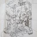 Heilbronn 630 4 Double upright eccentric press