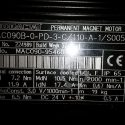 Indramat MAC090B 0 PD 3 C 110 A 1 S005 Servomotor with brake