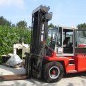 KALMAR LMV 12 1200 Diesel forklift
