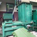 Kraemer Lufttechnik Husmann Papierspaeneabsaugung Extraction and disposal systems for dust