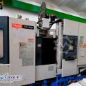MAZAK FF 510 USED 4 AXIS HORIZONTAL MACHINING CENTRE WITH ROTO PALLET