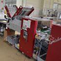 Petratto Cordoba 3D dual creasing and perforating machine