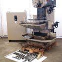 RUHLA VRB 2242 Universal tool milling machine