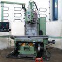 SAJO HM 450 CNC Steuerung Heidenhain TNC 145 CNC vertical milling machine