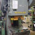Schuler PDR 125 315 Eccentric Press Single Column