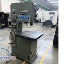 SENAS 400 USED MANUAL VERTICAL BAND SAWING MACHINE