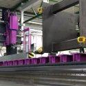 SIRtec Mattec 100 25 5 axis Portal milling machine