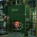 STEINER DHP 800 Double column hydraulic press
