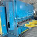 Steiner HTS 30 16 Plate shears hydraulic