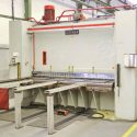 STEINER HTS 30 20 R hydraulic plate shears