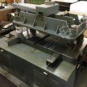 Winkler + Duennebier Brueckenstanze haevy beam cutting press