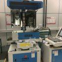 edm huber 3525CA CNC START HOLE EDM MACHINE