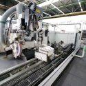 HEID MSO Heid Siemens SINUMERIK 840 D CNC External grinding machine