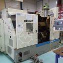 OKUMA LB15 MY CNC LATHE