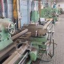 Wohlenberg VDF 1050 x 12000 Conventional Lathe