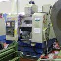 Hyundai SPT V550D Vertical milling machine Hyundai V550D