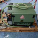 Sartorius 1000 S Oil mist extraction
