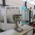 Deckel Maho DMC 60H Horizontal machining center