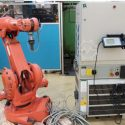 ABB IRB2400m2000 Robot Handling