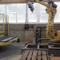 FANUC FANUC R2000iB 165F Robot system