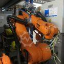 KUKA KR30 3 Roboter KUKA KR30 3 KRC2ed05 Bj 2007 kom