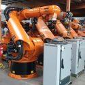 Kuka KUKA KR360L240 2 Robots industrial robots