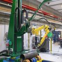 MIGATRONIC AUTOMATION FANUC AM 120 IC 10L Welding robot