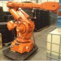 ABB IRB 6400 M98 Robot Handling