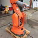 ABB Robotics Desma IRB 2000 3893 robot automaton