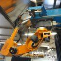 Cloos K 04 welding robot system