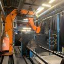 Cloos welding robot system