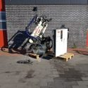 Kawasaki UX120 UX150 & UX200 Welding pick and place robot 6 AXIS