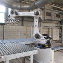 Kuka Fischertec WOODWORKER 4000 KR 180 R3200 PA Robot