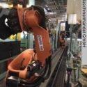 KUKA KR 360 Robot Handling