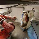 Robot polishing system